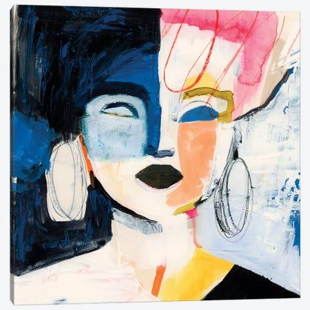 Sorella I Canvas Print #VBR272} by Victoria Barnes Canvas Wall Art