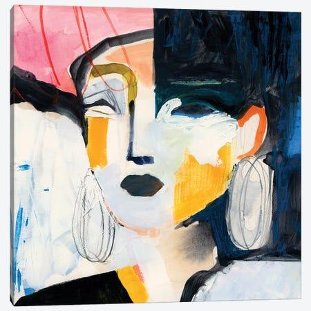Sorella II Canvas Print #VBR273} by Victoria Barnes Canvas Artwork