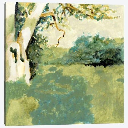 Sun Patch I Canvas Print #VBR29} by Victoria Barnes Canvas Art
