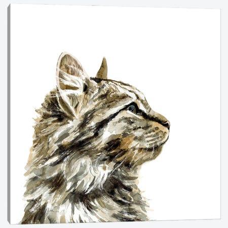Pet Profile IV Canvas Print #VBR58} by Victoria Barnes Canvas Print