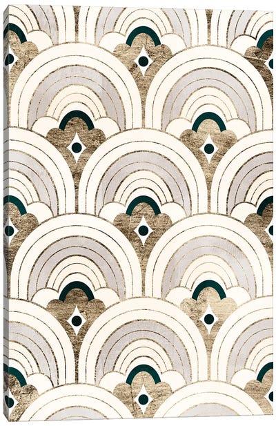 Deco Patterning IV Canvas Art Print
