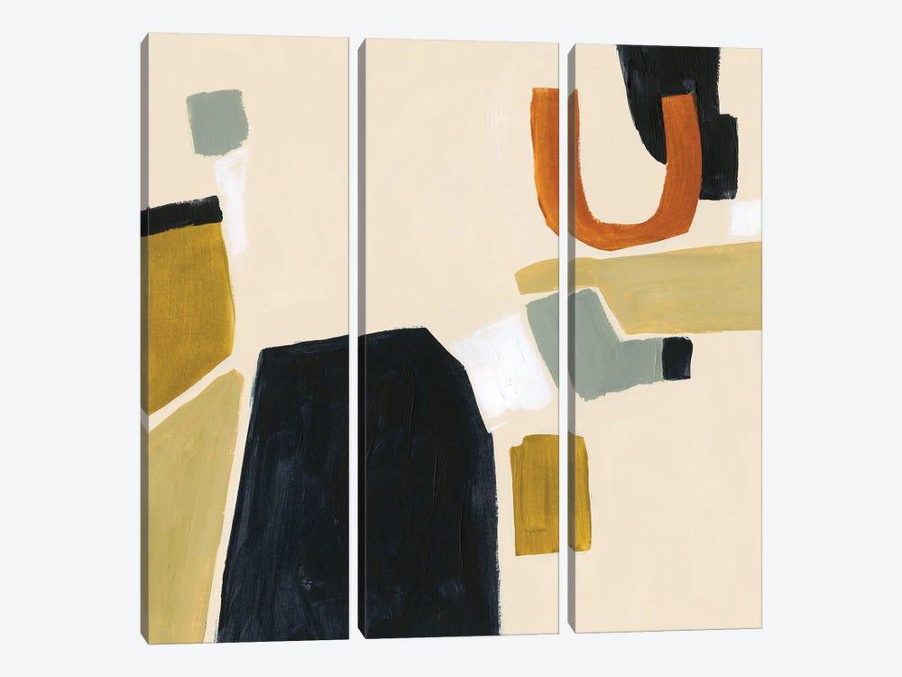 Laredo II by Victoria Barnes 3-piece Canvas Art