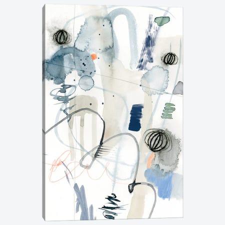Schema I 3-Piece Canvas #VBR75} by Victoria Barnes Canvas Artwork
