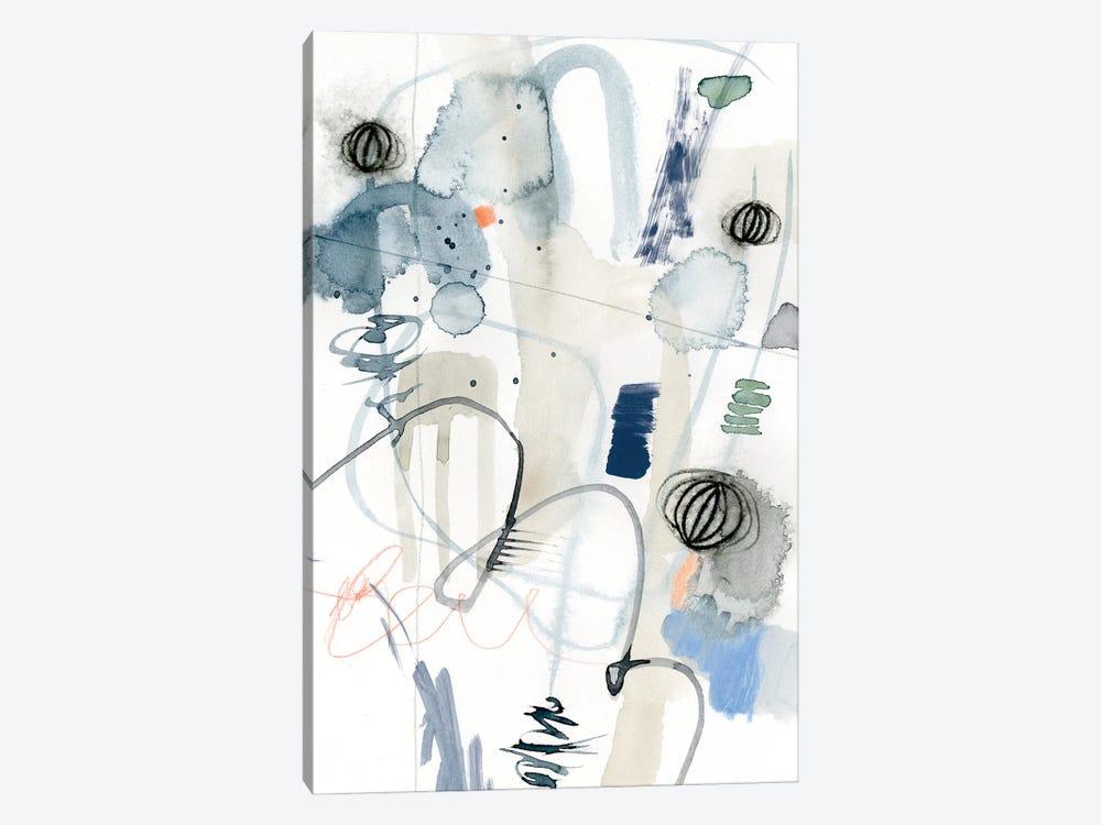 Schema I by Victoria Barnes 1-piece Art Print