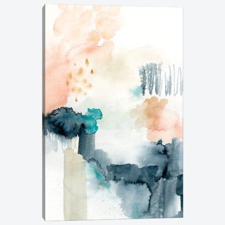 Spring Veil I Canvas Print #VBR77} by Victoria Barnes Canvas Wall Art