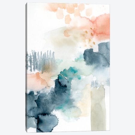 Spring Veil II Canvas Print #VBR78} by Victoria Barnes Canvas Print
