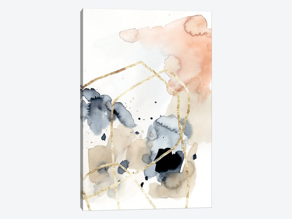 Syncopate I by Victoria Barnes 1-piece Art Print