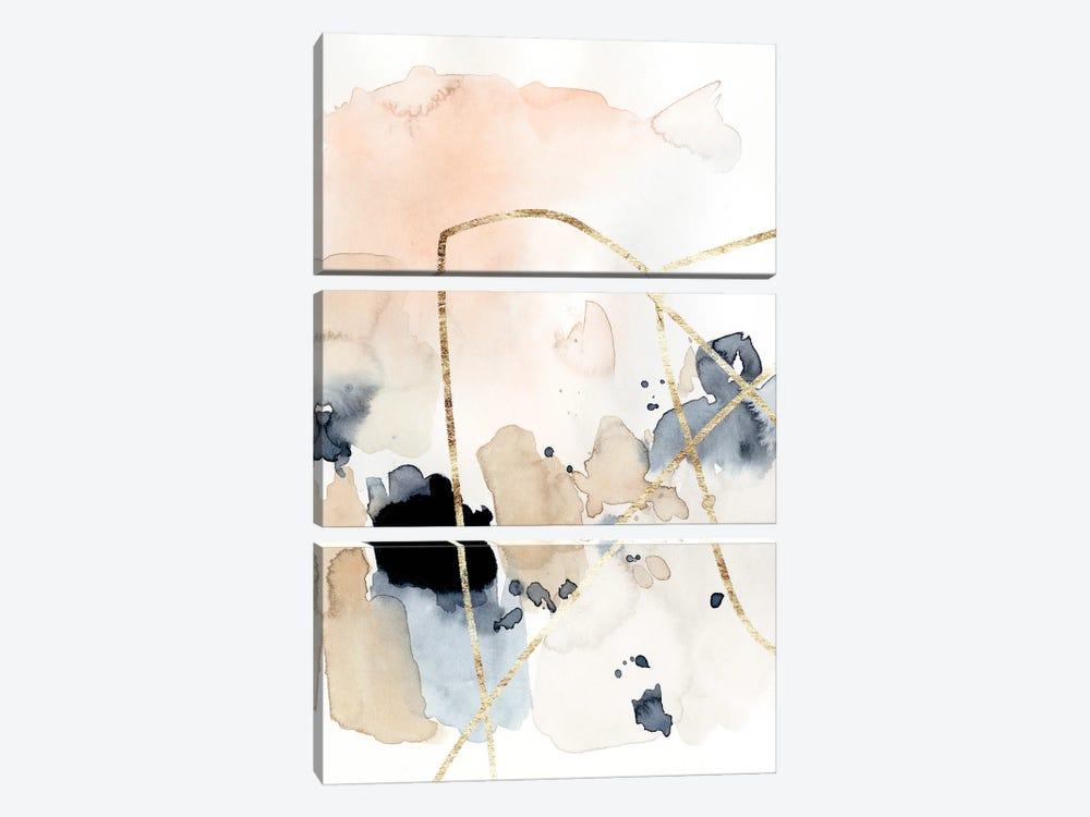 Syncopate II by Victoria Barnes 3-piece Art Print