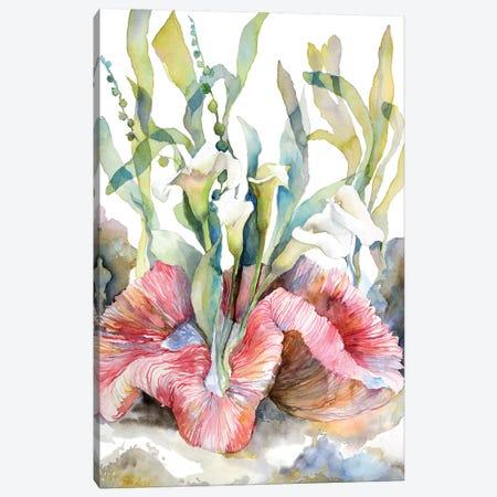 Calla Canvas Print #VBY11} by Violetta Boyadzhieva Canvas Artwork