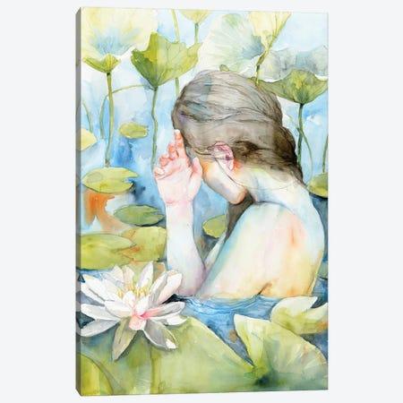 Alba Canvas Print #VBY1} by Violetta Boyadzhieva Canvas Art