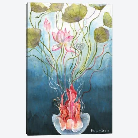 Life Canvas Print #VBY27} by Violetta Boyadzhieva Canvas Wall Art