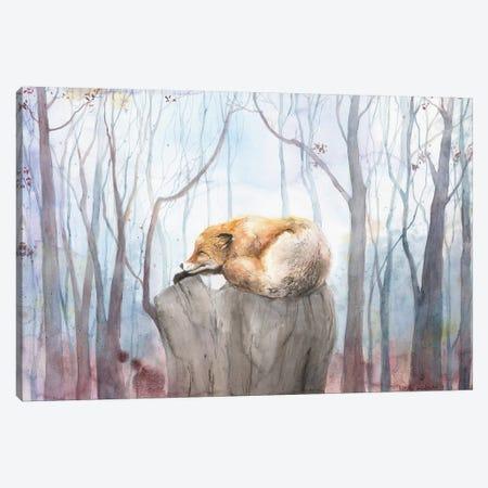 November Canvas Print #VBY34} by Violetta Boyadzhieva Canvas Print