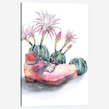Shoe Canvas Print #VBY47} by Violetta Boyadzhieva Canvas Wall Art