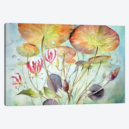 Underwater Canvas Print #VBY54} by Violetta Boyadzhieva Art Print