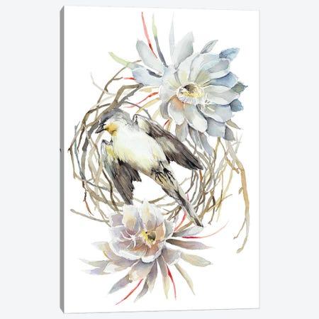 Bird Queen Canvas Print #VBY6} by Violetta Boyadzhieva Canvas Print