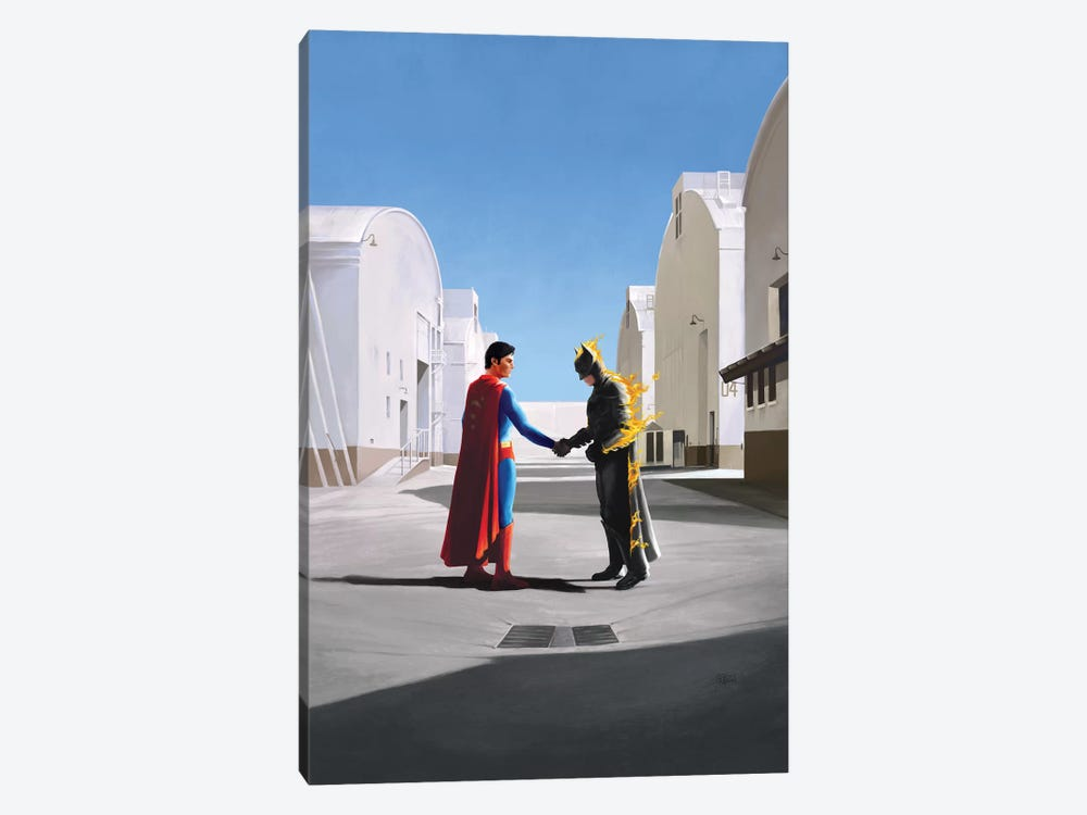Wish You Were Here by Vincent Carrozza 1-piece Art Print