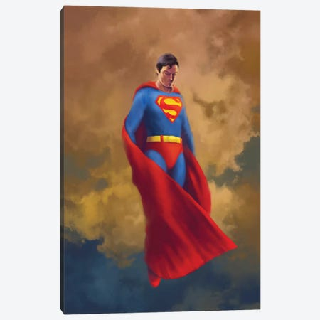 Believe Canvas Print #VCA2} by Vincent Carrozza Canvas Wall Art