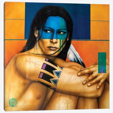 Into the Wild Canvas Print #VCG10} by Victor Crisostomo Gomez Canvas Print