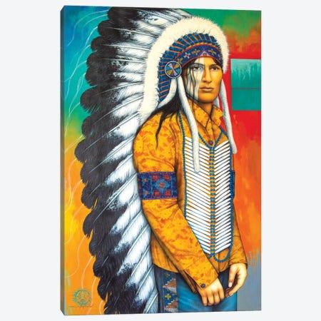 American Vision Canvas Print #VCG2} by Victor Crisostomo Gomez Canvas Wall Art