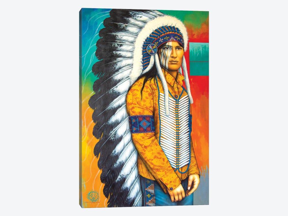 American Vision by Victor Crisostomo Gomez 1-piece Canvas Wall Art