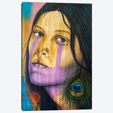 In Dreams Canvas Print #VCG4} by Victor Crisostomo Gomez Canvas Art Print