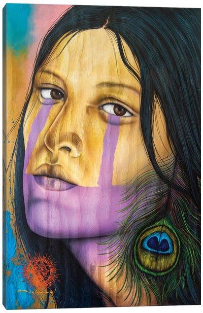 In Dreams Canvas Art Print
