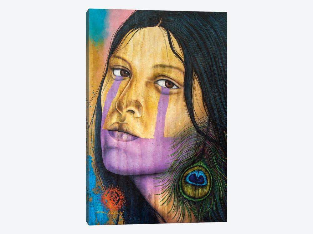 In Dreams by Victor Crisostomo Gomez 1-piece Canvas Wall Art