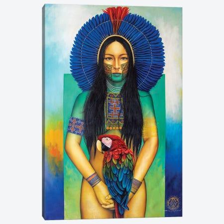 Golden Dream Canvas Print #VCG7} by Victor Crisostomo Gomez Canvas Print