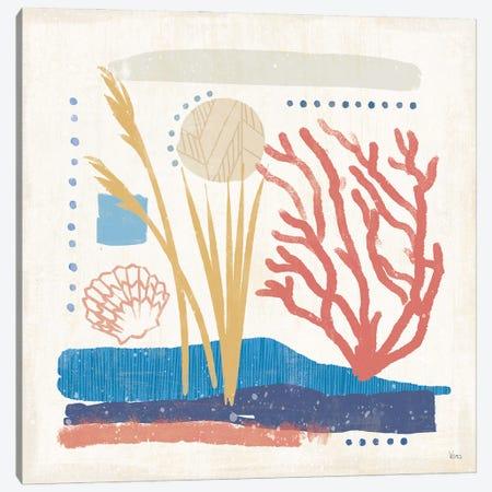 Coastal View III Canvas Print #VCH100} by Veronique Charron Canvas Print