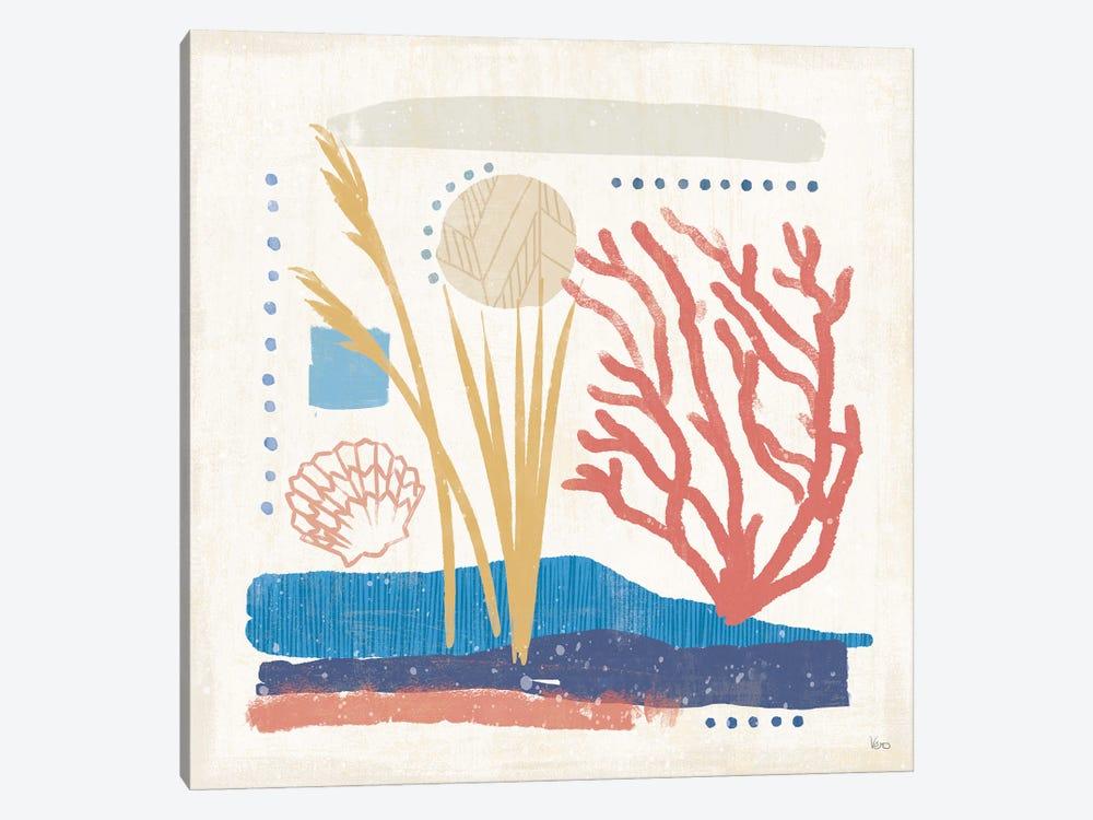Coastal View III by Veronique Charron 1-piece Canvas Print