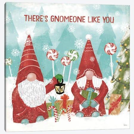 Gnome Sweet Gnome II Canvas Print #VCH113} by Veronique Charron Canvas Art