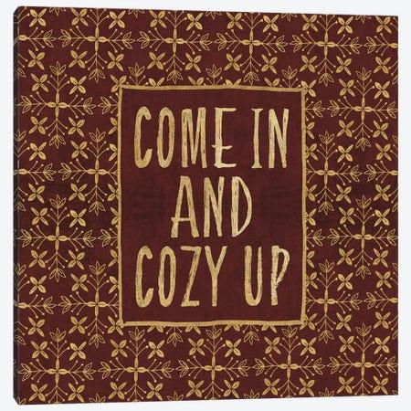 Cozy Up Canvas Print #VCH62} by Veronique Charron Canvas Print