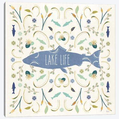 Otomi Lake V Canvas Print #VCH6} by Veronique Charron Canvas Artwork