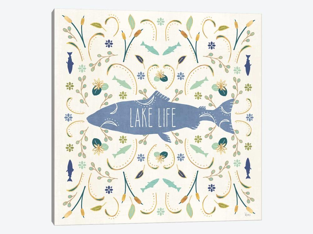 Otomi Lake V by Veronique Charron 1-piece Art Print
