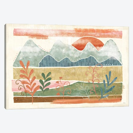 Vista I Canvas Print #VCH78} by Veronique Charron Canvas Art