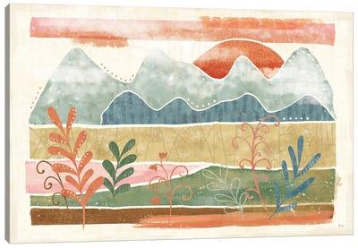 Vista I Canvas Art Print