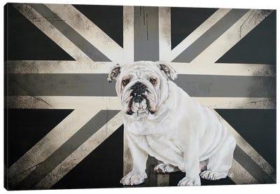 Best of British Black & White Canvas Art Print