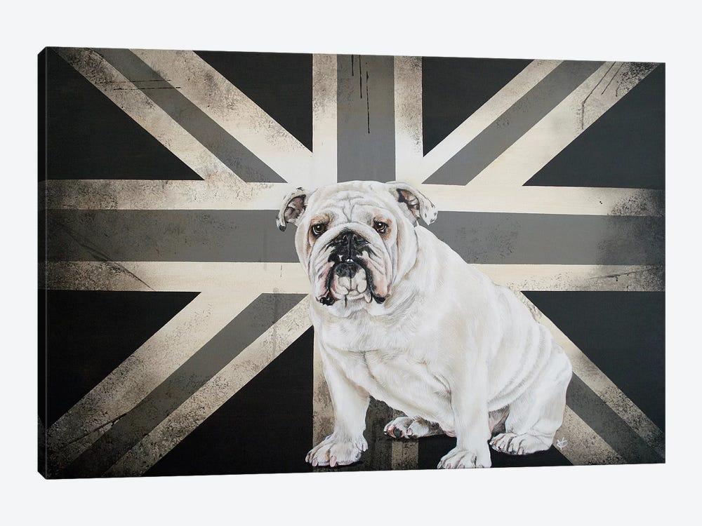 Best of British Black & White by Victoria Coleman 1-piece Canvas Wall Art