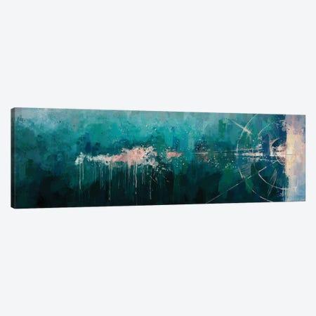 Geometric Seascape Canvas Print #VCR27} by Van Credi Canvas Wall Art