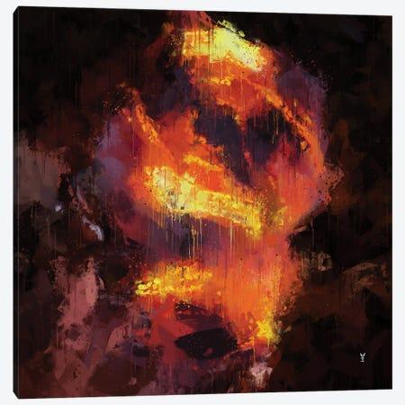 Hephaestus' Heart Canvas Print #VCR38} by Van Credi Canvas Art