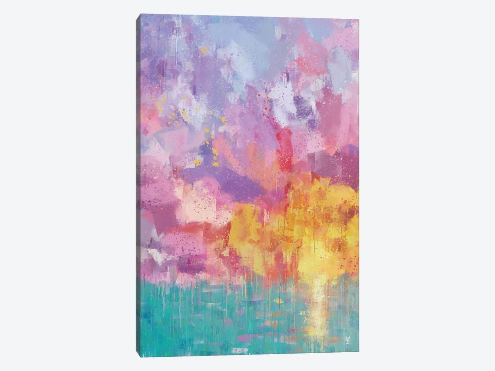 Summer Joy by Van Credi 1-piece Canvas Art