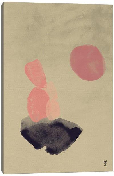 Zen Sunset Canvas Art Print