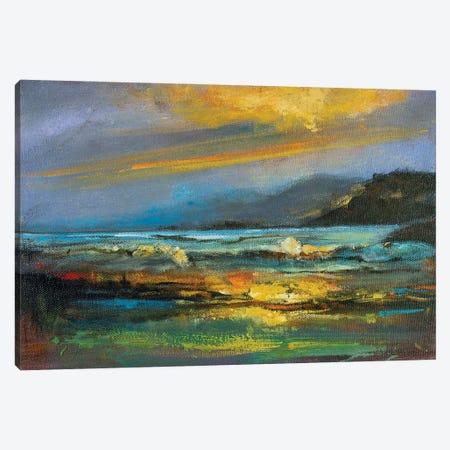Landscape I Canvas Print #VDR22} by Vishalandra Dakur Canvas Art