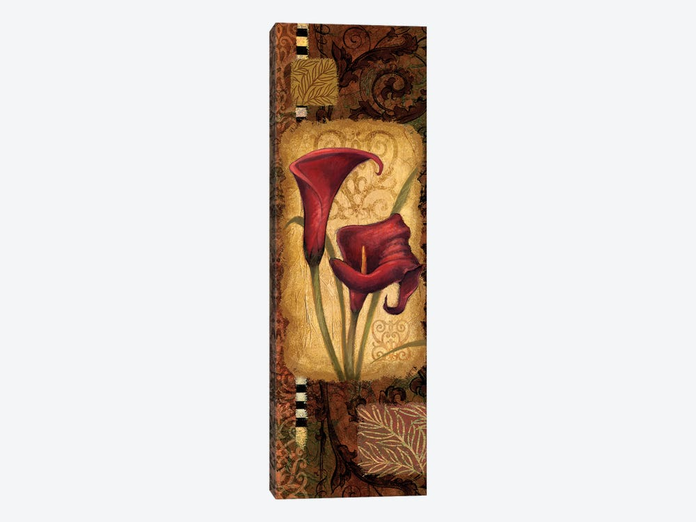 Red Lily I by Viv Eisner 1-piece Canvas Art