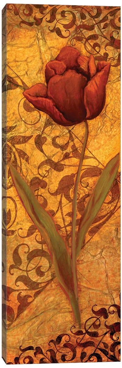 Red Tulip II Canvas Art Print