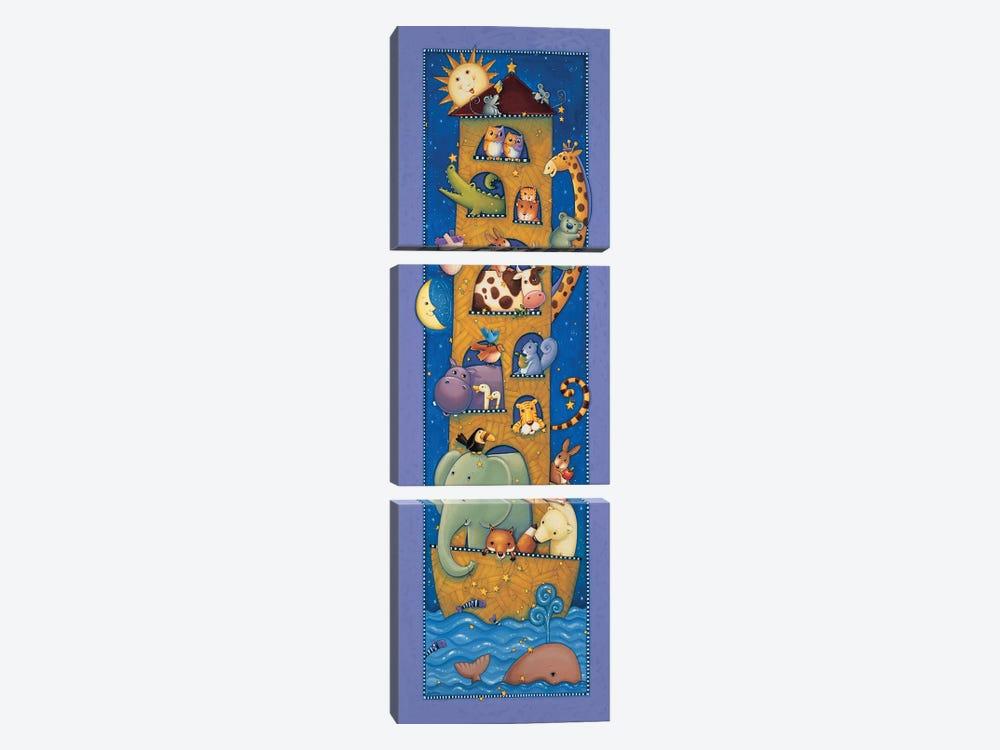 Ark VI by Viv Eisner 3-piece Art Print
