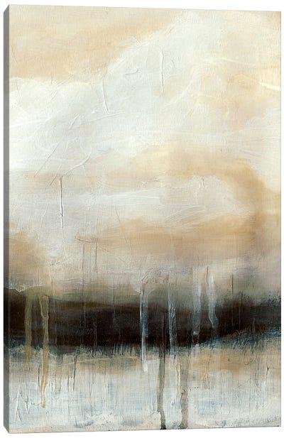 Horizon Strata I Canvas Print #VES104