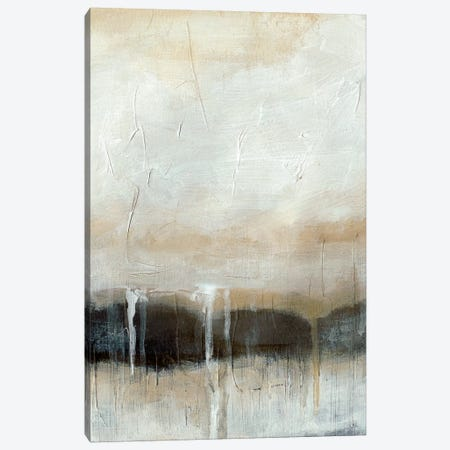Horizon Strata II Canvas Print #VES105} by June Erica Vess Canvas Wall Art