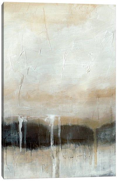 Horizon Strata II Canvas Print #VES105