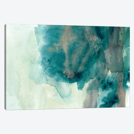 Hydro I Canvas Print #VES106} by June Erica Vess Canvas Wall Art